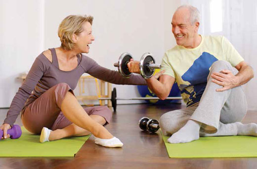 Inter Valley Health Plan: Exercise Your Body