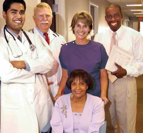 Physician's Team