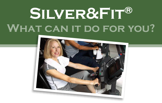 Silver&Fit: What can it do for you?
